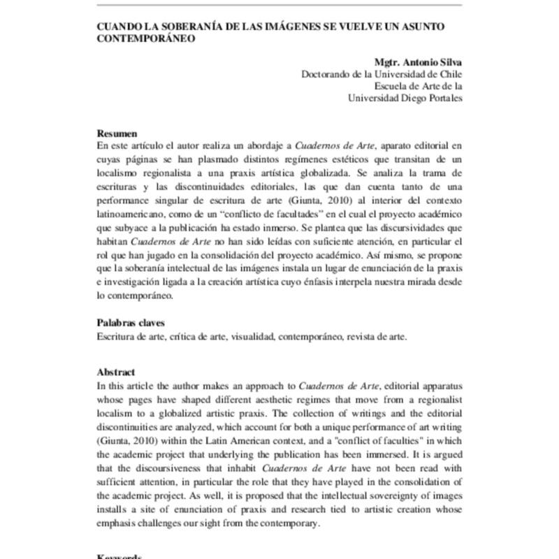 08 SILVA VILDOSOLA Cuando la soberania de las imagenes se vuelve un asunto contemporaneo NUEVO.pdf